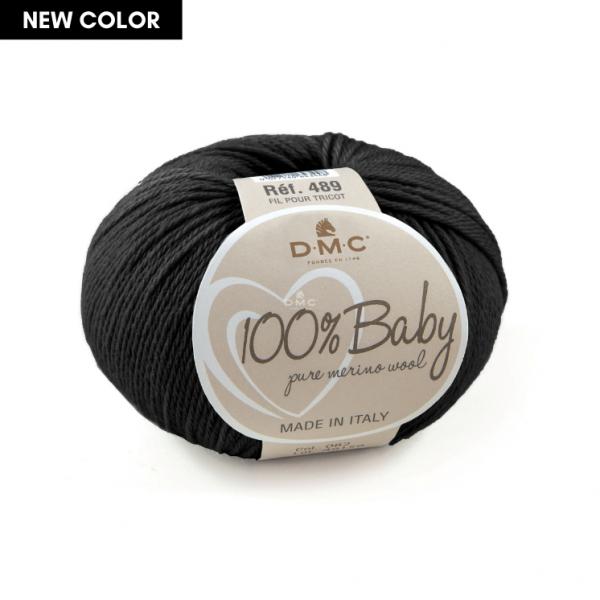 DMC 100% Baby Wool Yarn (02)