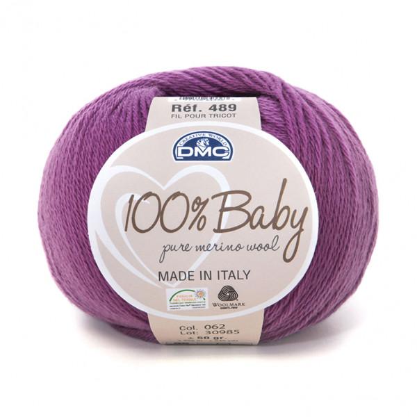 DMC 100% Baby Wool Yarn (062)