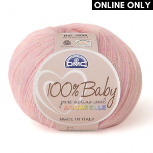 DMC® 100% Baby Aquarelle Yarn (1340)