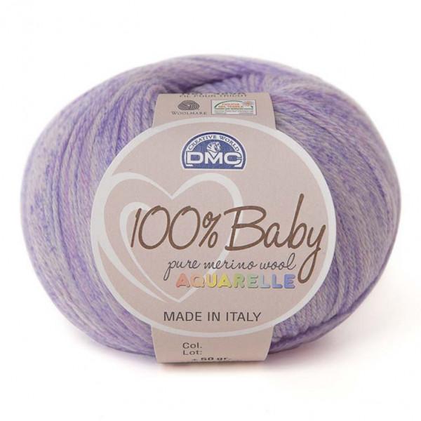 DMC 100% Baby Wool Aquarelle Yarn (1360)