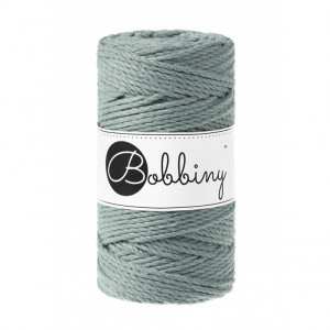 Bobbiny® Premium Macramé Rope, Laurel, 3 mm.