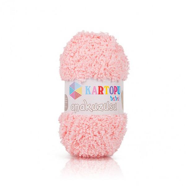Kartopu® Anakuzusu Baby Yarn - Light Pink (K788)