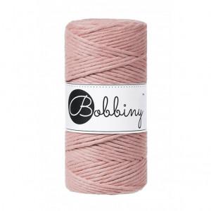 Bobbiny® Premium Macramé String, Blush, 3 mm.
