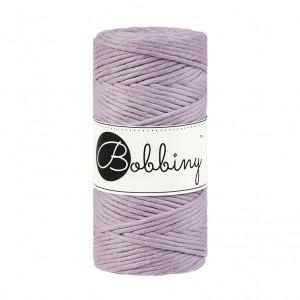 (PREORDER) Bobbiny Premium Macramé String, Dusty Pink, 3 mm.