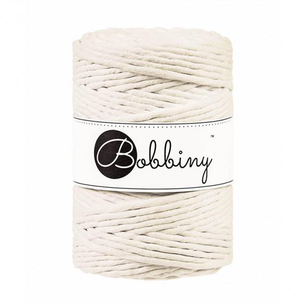 Bobbiny® Premium Macramé String, Natural, 5 mm.