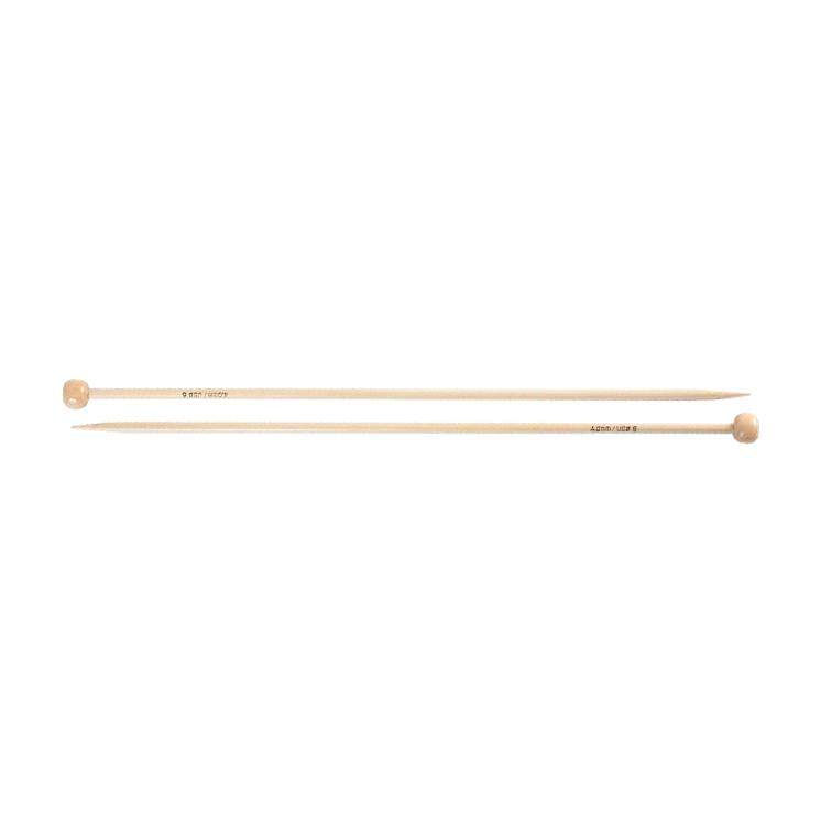 Mm Knitting Needles : Addi quot bamboo single point knitting needle mm at