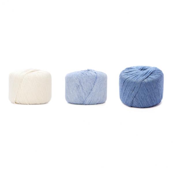 DMC Angel Baby Yarn Color Pack (Baby Prince Shades)