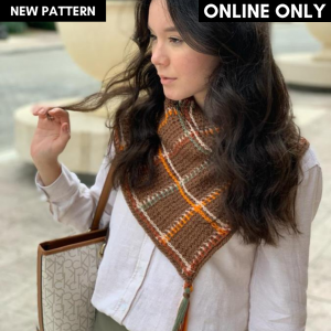 Spice Shawl Crochet Pattern