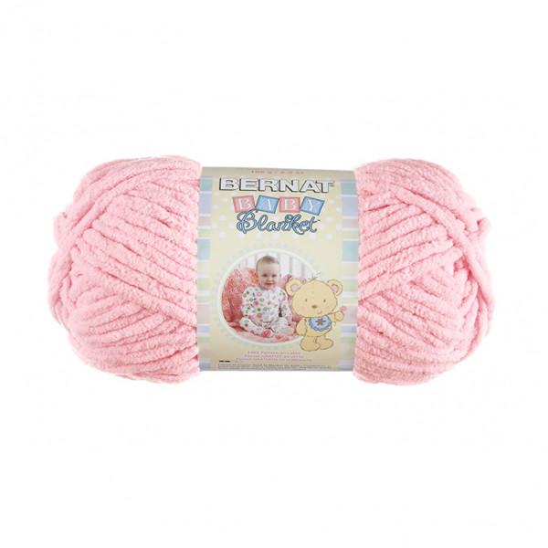 Bernat® Baby Blanket™ Yarn - Baby Pink