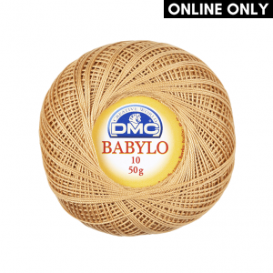 DMC Babylo No. 10 Crochet Thread (437)