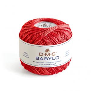 DMC Babylo No. 5 Crochet Thread (321)