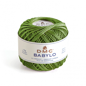 DMC Babylo No. 5 Crochet Thread (3346)