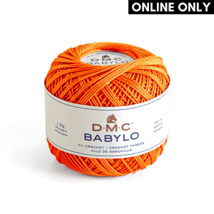DMC Babylo No. 5 Crochet Thread (3375)