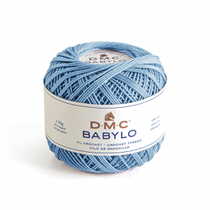 DMC Babylo No. 5 Crochet Thread (3840)