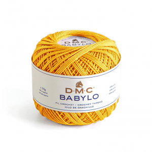 DMC Babylo No. 5 Crochet Thread (725)