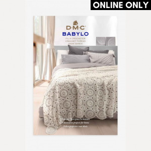 DMC Babylo Crochet Pattern Book 1