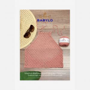 DMC Babylo Crochet Pattern Book 2