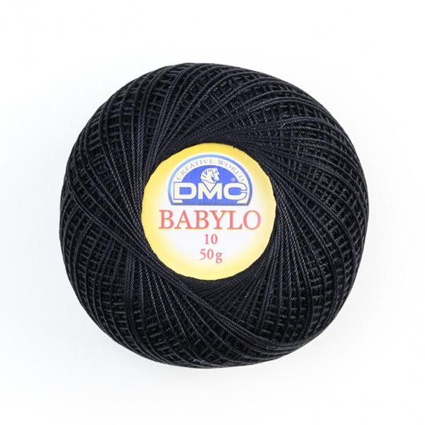 DMC® Babylo No. 10 Crochet Thread (310)