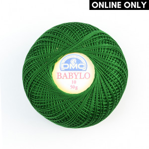 DMC® Babylo No. 10 Crochet Thread (699)