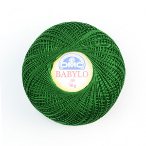 DMC Babylo No. 10 Crochet Thread (699)