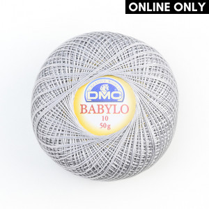 DMC Babylo No. 10 Crochet Thread (415)