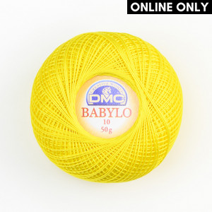 DMC Babylo No. 10 Crochet Thread (973)