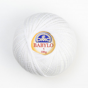DMC Babylo No. 5 Crochet Thread - B5200