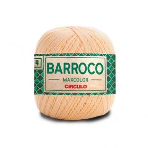 Circulo Barroco Maxcolor 4/4 Yarn - Amarelo Candy (1114)