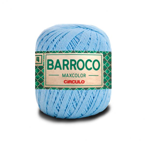 Circulo Barroco Maxcolor 4/4 Yarn - Azul Candy (2012)