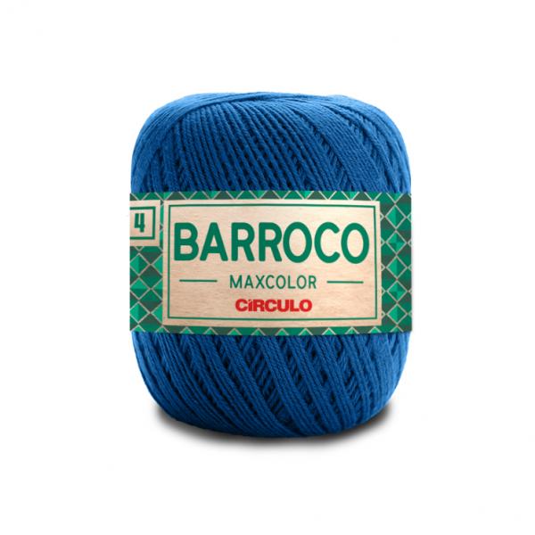 Circulo Barroco Maxcolor 4/4 Yarn - Azul Classico (2770)