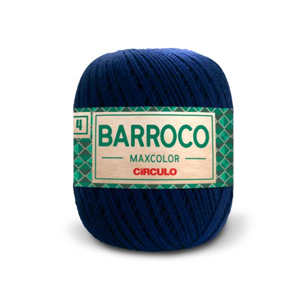 Circulo Barroco Maxcolor 4/4 Yarn - Anil Profundo (2856)