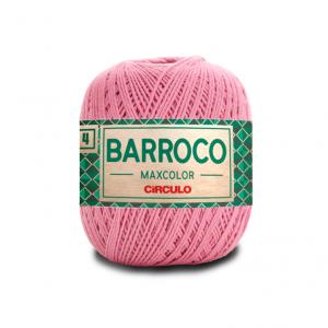 Circulo Barroco Maxcolor 4/4 Yarn - Quartzo (3390)