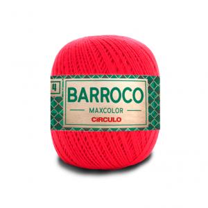Circulo Barroco Maxcolor 4/4 Yarn - Malagueta (3501)