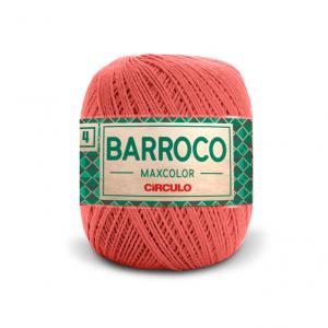 Circulo Barroco Maxcolor 4/4 Yarn - Coral Vivo (4004)