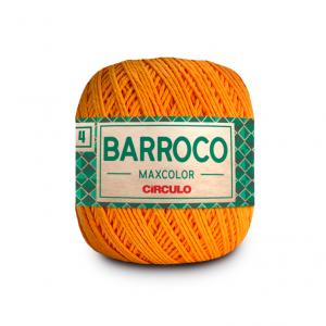 Circulo Barroco Maxcolor 4/4 Yarn - Dark Cheddar (4131)