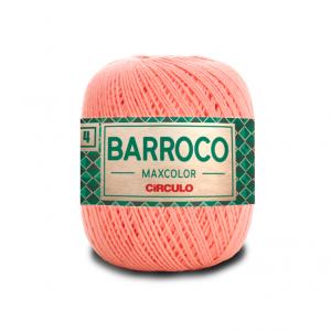 Circulo Barroco Maxcolor 4/4 Yarn - Pessego (4514)