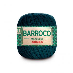 Circulo Barroco Maxcolor 4/4 Yarn - Petroleo (5073)