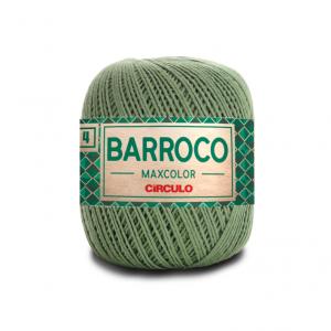 Circulo Barroco Maxcolor 4/4 Yarn - Militar (5718)