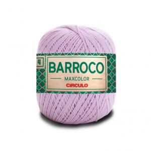 Circulo Barroco Maxcolor 4/4 Yarn - Lilas Candy (6006)