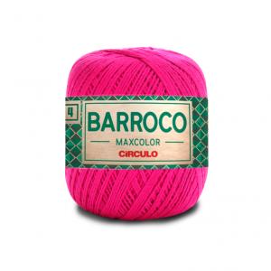 Circulo Barroco Maxcolor 4/4 Yarn - Pink (6133)