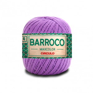 Circulo Barroco Maxcolor 4/4 Yarn - Lavanda (6394)