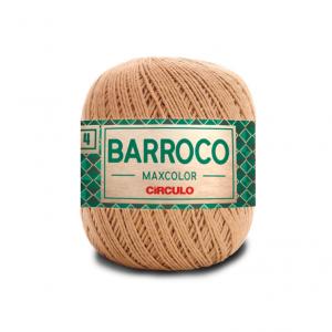 Circulo Barroco Maxcolor 4/4 Yarn - Castanha (7625)