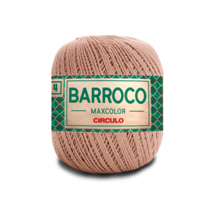 Circulo Barroco Maxcolor 4/4 Yarn - Caqui (7727)