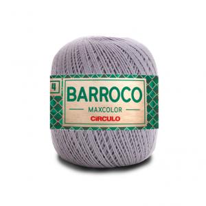 Circulo Barroco Maxcolor 4/4 Yarn - Cromado (8212)