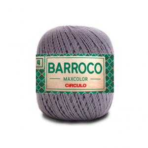 Circulo Barroco Maxcolor 4/4 Yarn - Chumbo (8336)