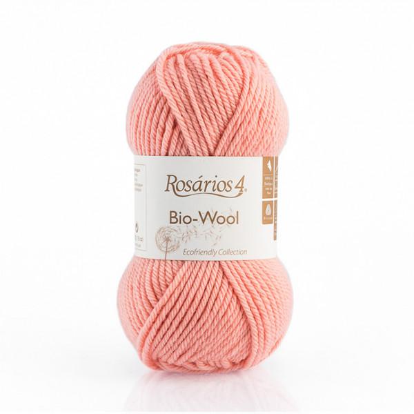 Rosarios 4® Bio-Wool Yarn - Pink (26)