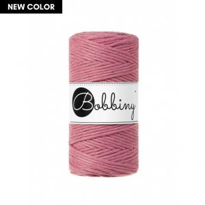 Bobbiny Premium Macramé String, Blossom, 3 mm.