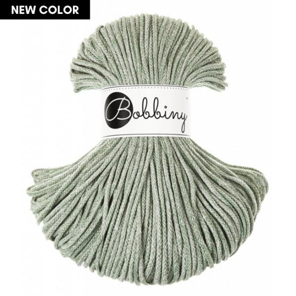 Bobbiny Premium Macramé Cord Yarn, Mojito, 3 mm.