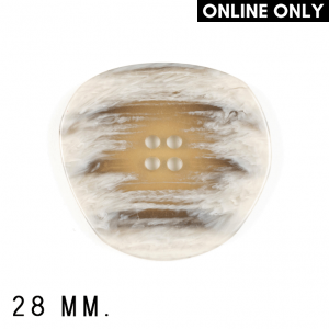 Handmayk Buttons, 28 mm., Pack of 4