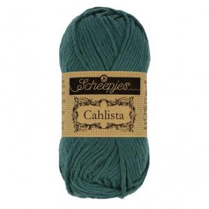 Scheepjes Cahlista Yarn - Spruce (244)